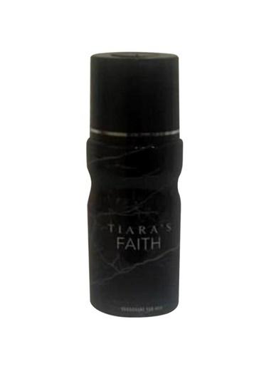 Tiaras Tiaras Faith Erkek  Deodorant 150 Ml  Renksiz